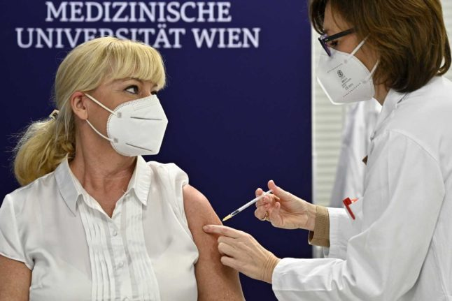 Uproar in Austria after local mayors and celebs grab 'leftover' vaccine doses