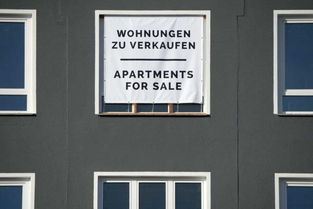 What will happen to Austria's property market in 2021?