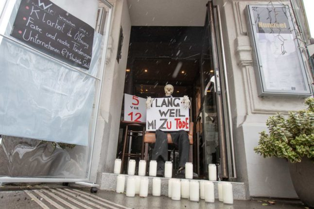 'Five months with no guests': Can Vienna's famous cafes survive coronavirus pandemic?