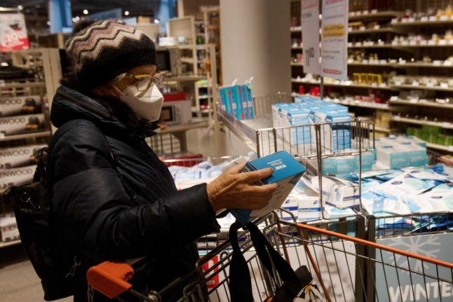 'Seven percent of Austrians infected with coronavirus' since pandemic began