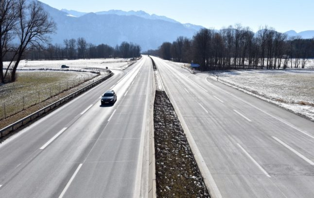 Austria: Mobility declines after Tyrol travel ban