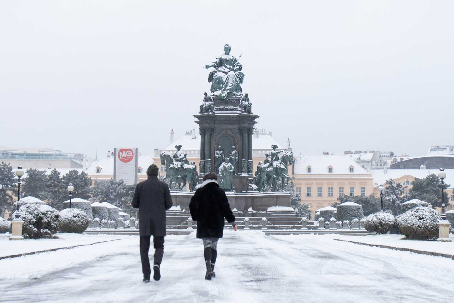 'Siberian cold': Austria's icy spell to continue with double-digit minus temperatures this weekend