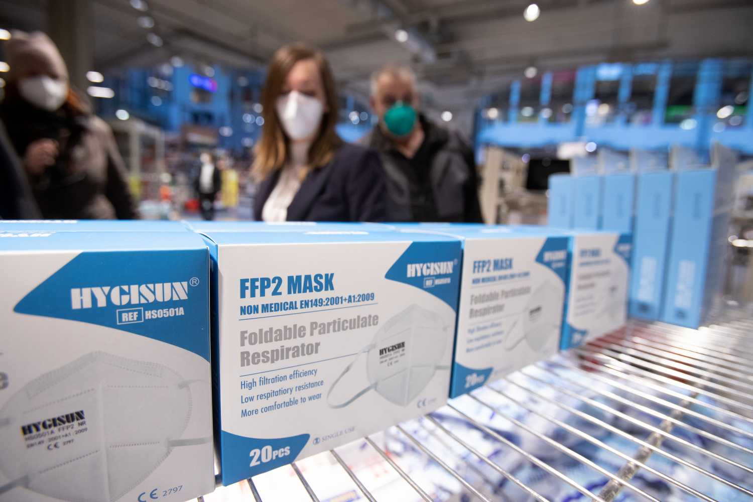 Austria to hike fines for not wearing face masks