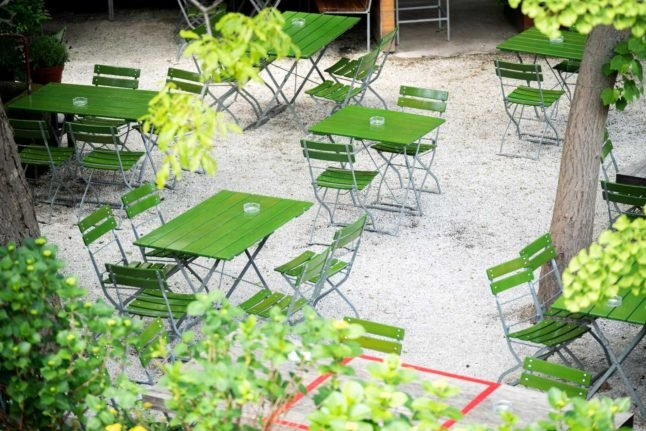 Have your say: What is your favourite outdoor dining spot in Austria?