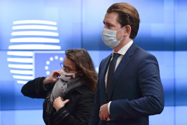 'Too slow': Austria hits out at European Union over vaccine strategy