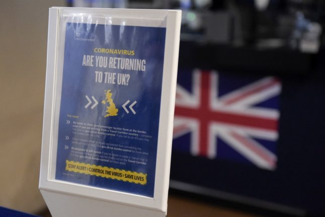 How long can Brits stay in the UK without losing their EU residency?
