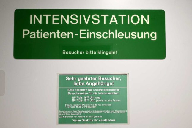 'Worrying increase': Austria sees sudden rise in ICU admissions
