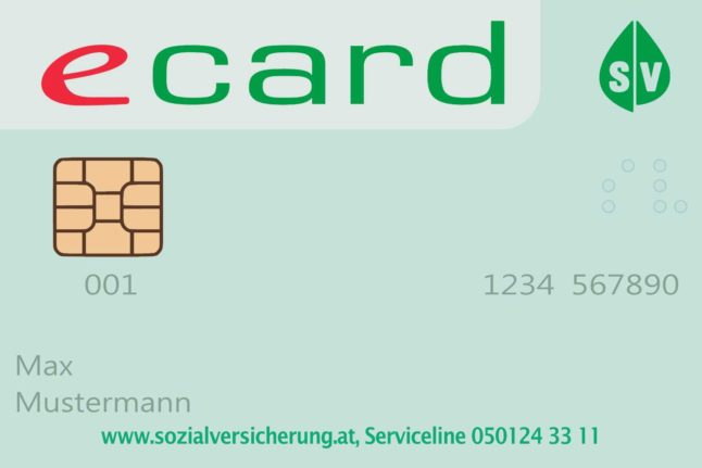 Reader question: Do I need my e-card to get vaccinated in Austria?