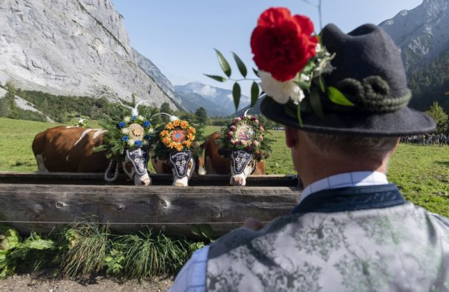 Today in Austria: A round-up of the latest news on Wednesday