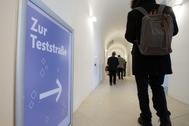 'The new free wifi': Austria to offer free coronavirus tests for tourists