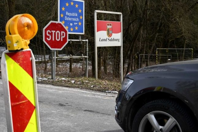 EXPLAINED: The new rules for entering Austria