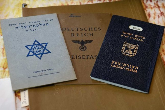 How Austria's newest citizens reclaimed a birthright stolen by the Nazis