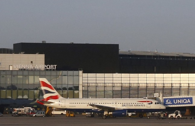 Austria imposes new ban on direct flights from UK