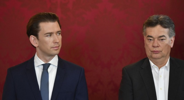 'Unimaginable' for Kurz to continue as Austria's leader if convicted, says Vice Chancellor