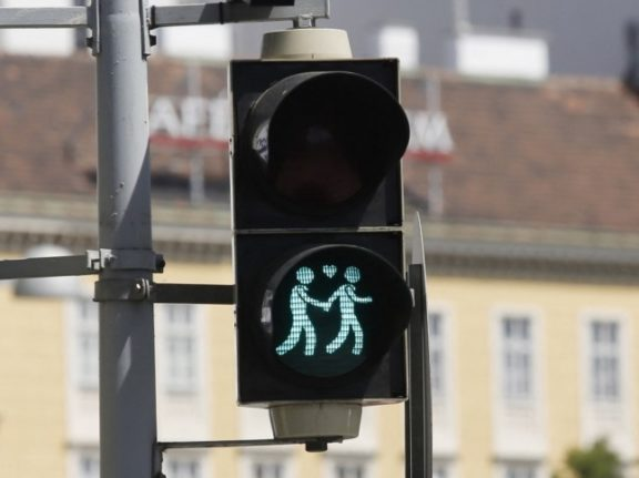 What is Austria's new five-colour Covid traffic light system?