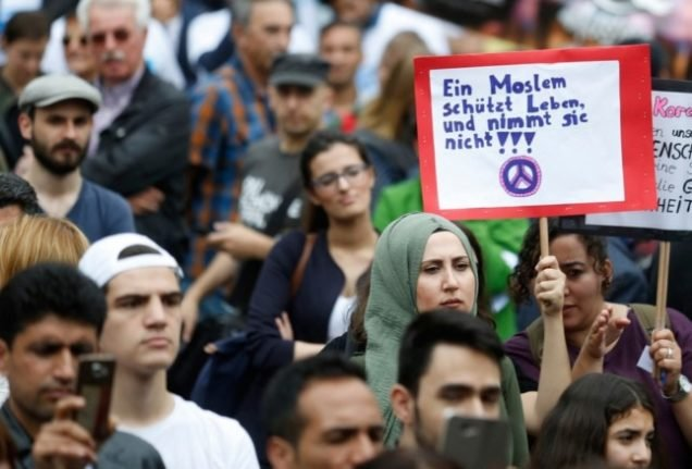 What is Austria's 'Islam Map' and why is it controversial?