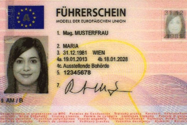Brexit: What happens if you don't exchange your driving licence in Austria by the June 30th deadline?