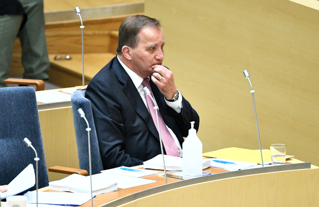 ANALYSIS: What the threat of a snap election means for Swedish politics