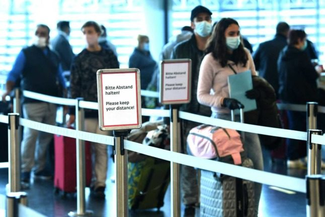 Austria considers mandatory PCR tests for returning travellers