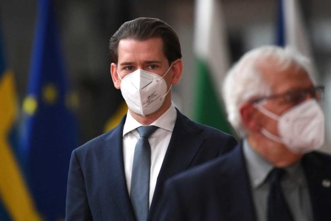 Austria: Kurz promises any future lockdowns 'only for the unvaccinated'
