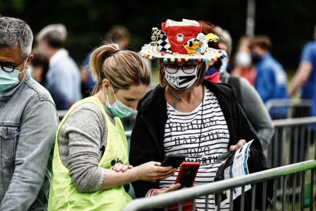 Austria to introduce on-the-spot fines for breaching 3G rule