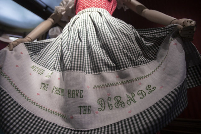 Austria's dirndl: a dress for past and present