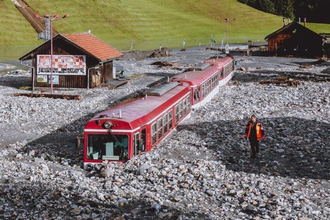 Damage and devastation in several states as Austria's summer of wild weather continues