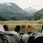 What are the rules for wild camping in Austria?
