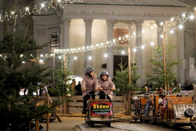 EXPLAINED: What are Austria's new Covid rules for winter sports and Christmas markets?