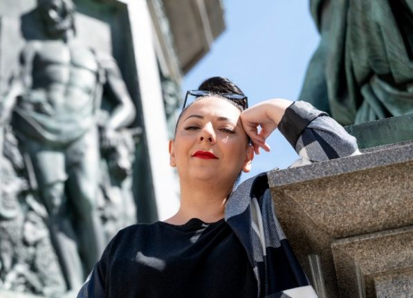 From opera stage to porn director, ex-singer seeks to remove stigma