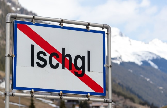 First family sues Austria over death after ski resort Covid outbreak