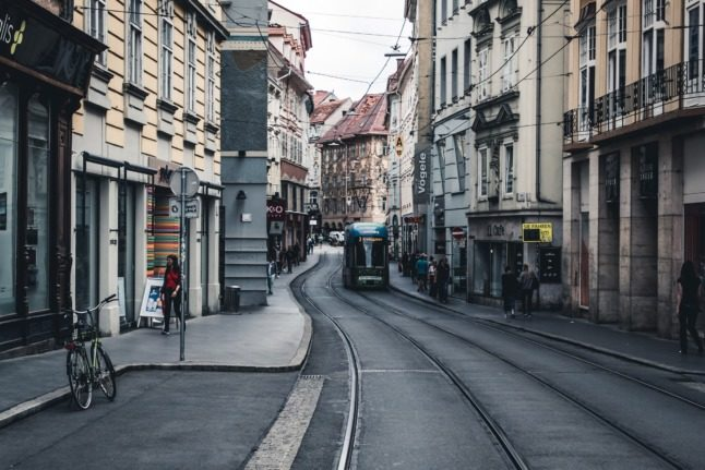 Graz could get its first female communist mayor, after elections were held at the weekend in Austria. Photo by Quaritsch Photography on Unsplash