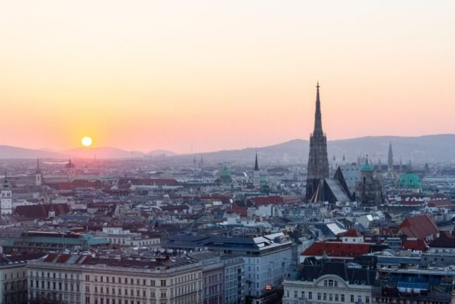 Property in Austria: Building boom continues and businesses head back to Vienna offices